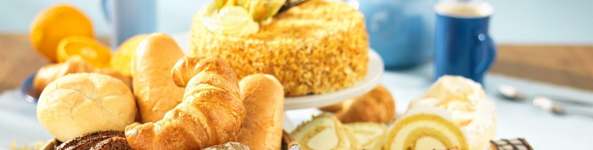 Linha Pães, Bolos e Mini bolos