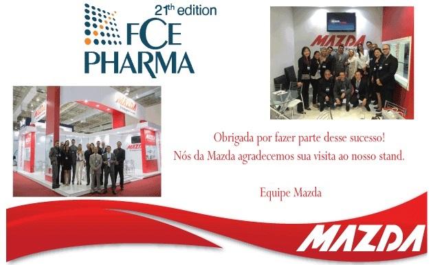 Mazda FCE Pharma 2016