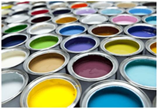 Fabricação de Tintas e Químicos