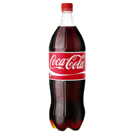 Roll Label - Coca-cola