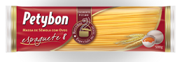 Espaguete - Petybon